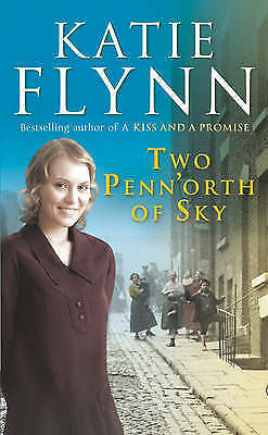 """AS NEW"" Flynn, Katie, Two Penn'orth Of Sky, Book"
