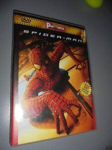 DVD SPIDER-MAN panorama