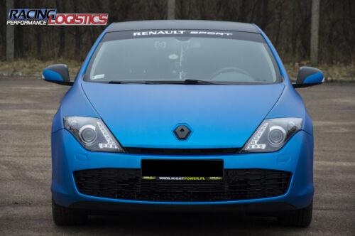 Windshield Sunstrip Renault Sport RS Decals Stickers Vinyl Clio Megane Laguna