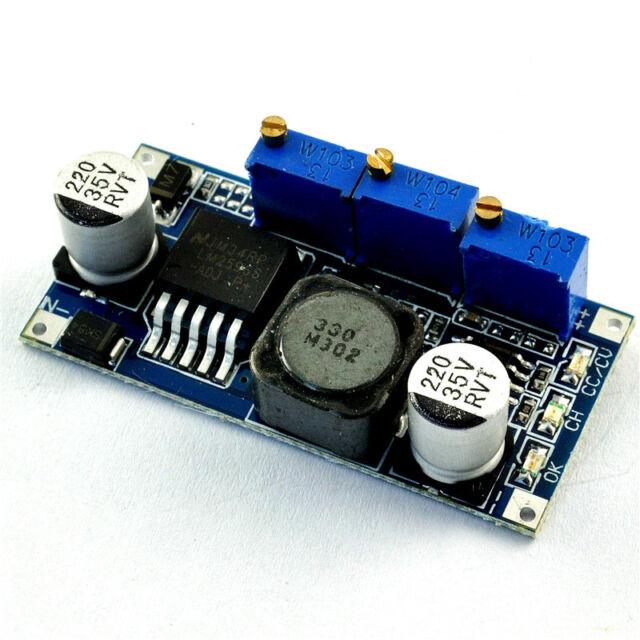 LM2596 DC-DC Step-down Adjustable CC/CV Power Supply Module Converter LED driver