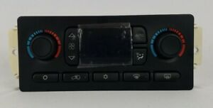 HVAC Control Module Front,Rear Dorman 599-001 Reman