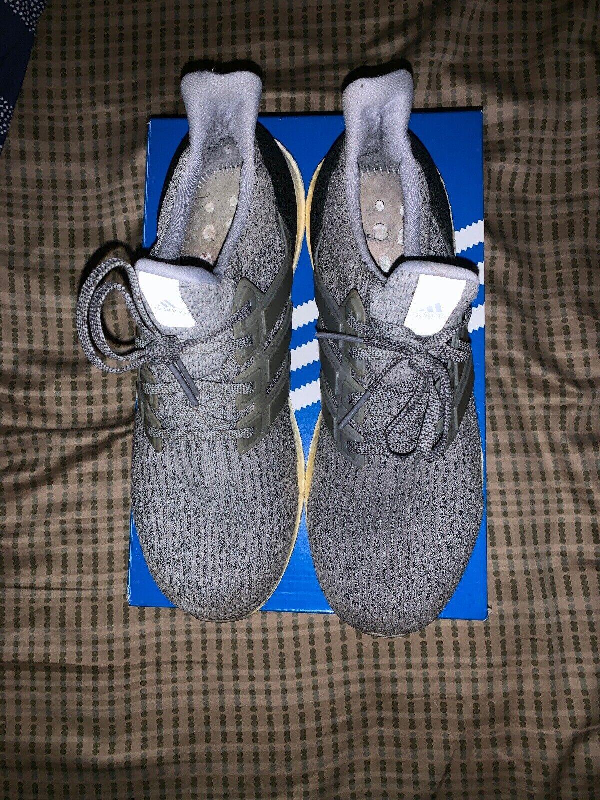 the best attitude fec92 fe048 Adidas ultra boost 3.0 triple grey Three Men's Size 10 10 10 ...