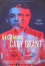 BECOMING CARY GRANT - Mark Kidel - ENGLISH ORIGINAL PRESS BOOK (Cannes 2017)