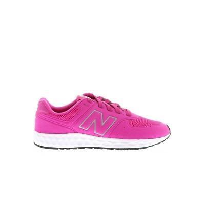 Gray//Pink New Balance 574 Shoes Girls/' Preschool Sneakers KL574J3P