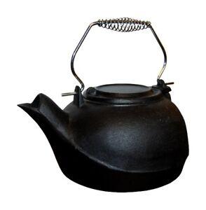 large cast iron humidifier kettle fireplace kettle hearth tea pot rh ebay co uk