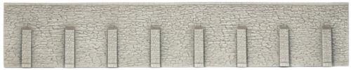 """66x12,5 CM extra-long #54679 Encore 58067 h0 /""""nature mur de pierre/"""" mur de soutènement"""