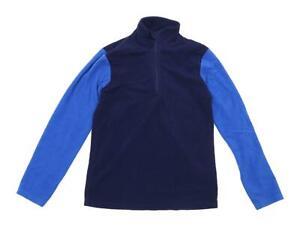Mountain-Warehouse-Boys-Blue-Fleece-Age-11-12-Years