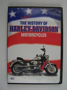 The Unofficial History of Harley-Davidson Motorcycles D