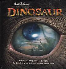 Dinosaur-2000-Walt Disney Pictures-Original Soundtrack-16 Track-CD
