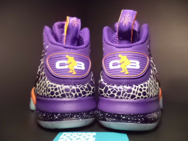 Nike Air BARKLEY POSITE MAX PHOENIX SUNS PURPLE 555097-581 ORANGE CB 34 1 555097-581 PURPLE DS 14 c4e6a6