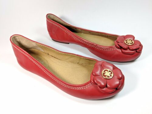 Red Ballet 39 Uk Shoes Leather Comfort Next 6 Eu Forever wBExqOIZ