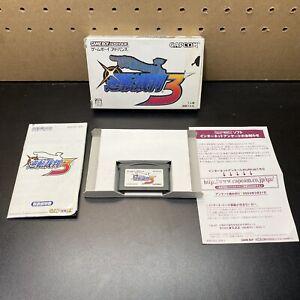 GYAKUTEN SAIBAN 3 Ace Attorney Ref/ccc Game Boy Advance NINTENDO gba - Japan Ver