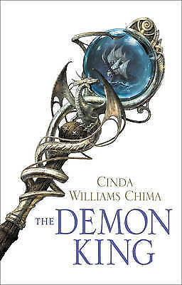 Demon King (The Seven Realms Series)-ExLibrary