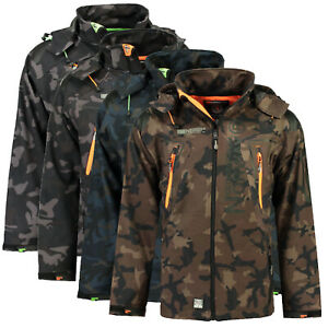 Giacca-Giubbotto-Jacket-Softshell-Techno-Men-Camo-GEOGRAPHICAL-NORWAY-Uomo-Men-C