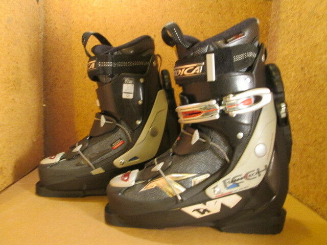 NORDICA Smartech  Mens Ski Boots Size 25.5 or 7.5 Mens Lot 681  in stadium promotions