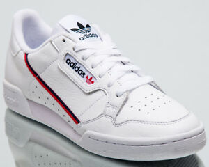 c05e238fdc5f Image is loading adidas-Originals-Continental-80-Rascal-Men-New-White-