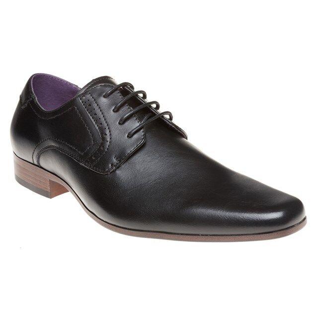 Nuevo Leather Hombre SOLETRADER Tan Barnaby Leather Nuevo Zapatos Lace Up 59a3c4