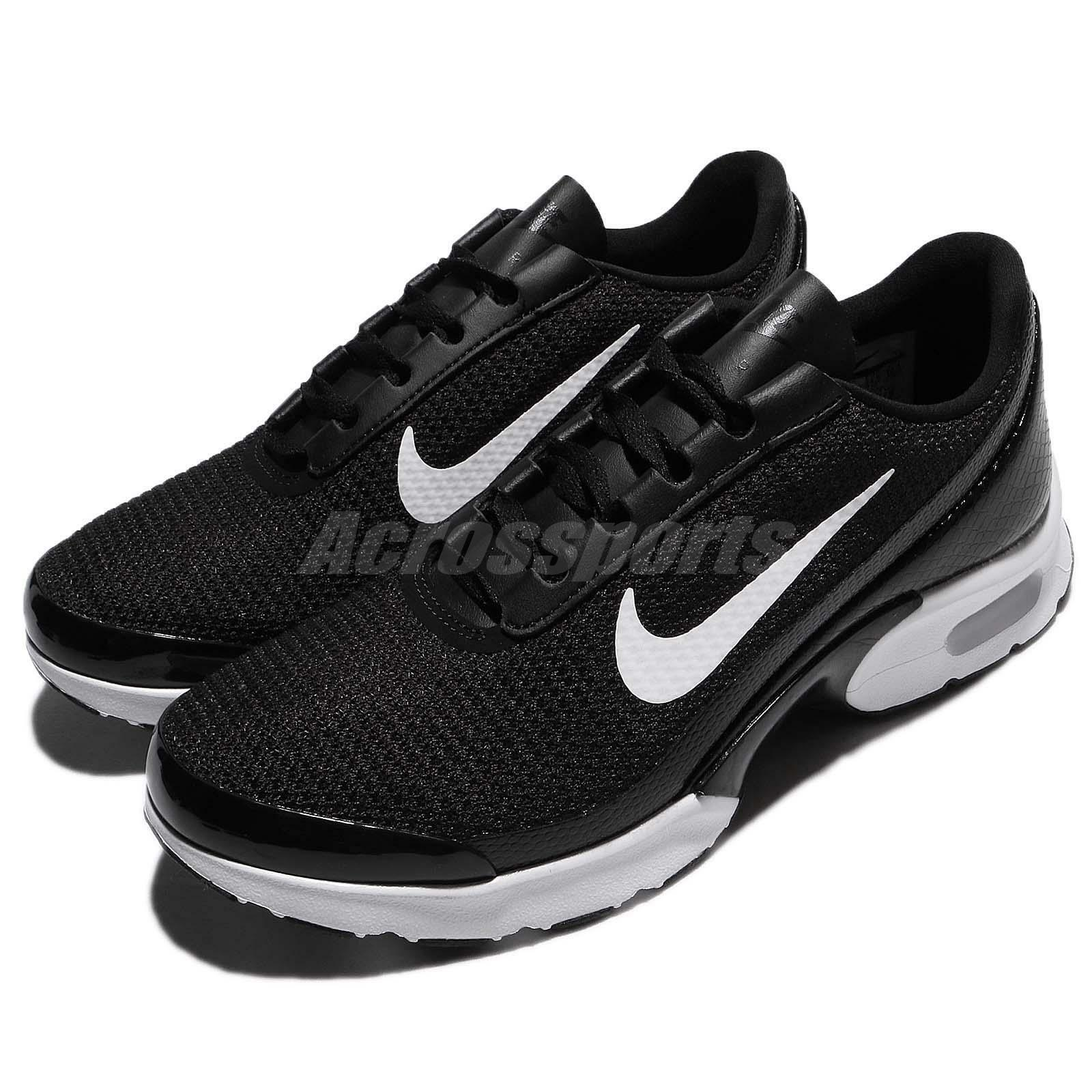 Wmns Nike Air Max Jewell Noir Blanc Femme Running Chaussures Sneakers 896194-012