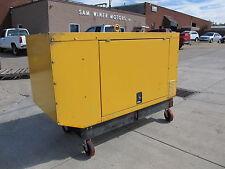 15kw 15 kw Diesel Generator Mitsubishi Diesel Engine Model M150 Low Hr Standby