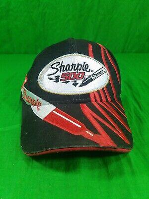 Sharpie 500 Bristol Motor Speedway Hat Strapback Nascar Cap Ebay