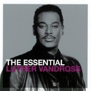 LUTHER-VANDROSS-THE-ESSENTIAL-LUTHER-VANDROSS-2-CD-30-TRACKS-NEU