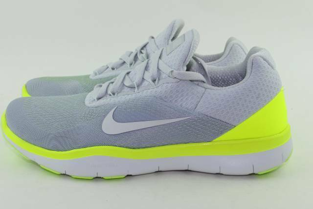 NIKE FREE TRAINER V7 MEN SIZE 13.0 PLATINUM NEW LIGHTWEIGHT FLEXIBLE