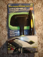 Windshield Wonder As Seen On Tv Makes Cleaning Windshields Fast & Easy