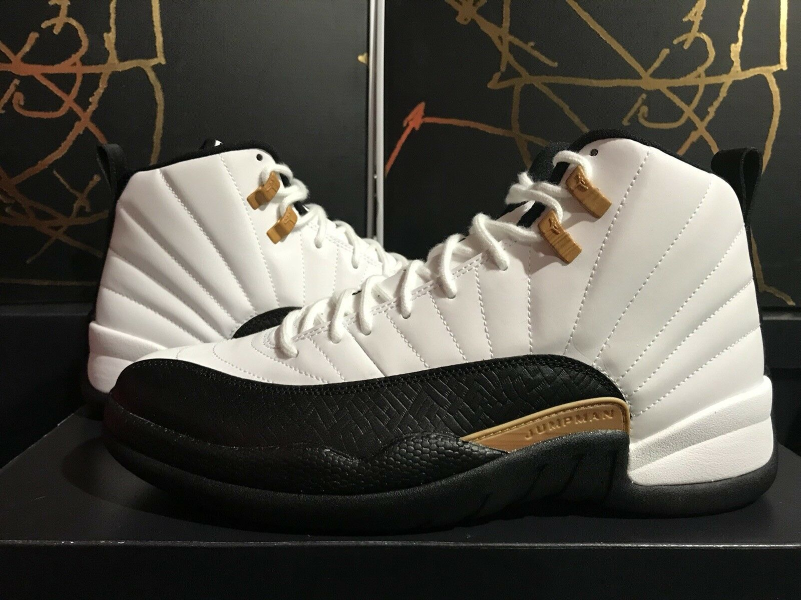 Nike Air Jordan XII 12 Retro CNY CHINESE NEW YEAR size 7.5