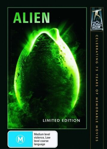 1 of 1 - Alien (DVD, 2010) Definitive edition 2 disc set