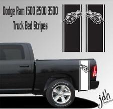 Dodge Ram 1500 2500 3500 Truck Bed Striped Vinyl Decal Sticker Super Bee 4x4