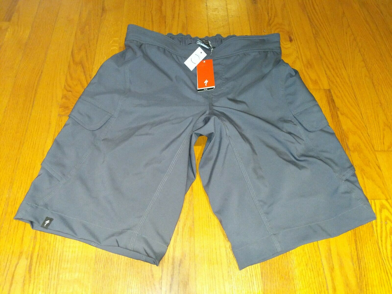 specialeeized Atlas Sport Short, Dimensione  M, Coloree  autobon, With Chamois Liner