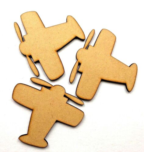 Aeroplane//Plane wooden mdf crafts shape embellishment plane gift idea/'s Plane