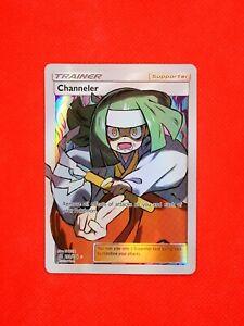 232-236-ULTRA-RARE-carte-card-holo-Pokemon-CHANNELER-HP-Anglaise-replica