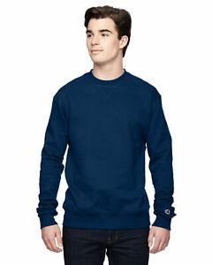 NEW Champion Crewneck Sweatshirt Men/'s /& Women/'s V Neck