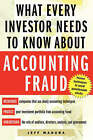 What Every Investor Needs to Know About Accounting Fraud by Jeff Madura (Paperback, 2003)