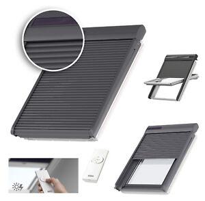 Velux Dachfenster Außenrollladen Ssl 0000s Integra Solar Rollladen