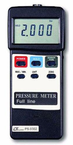 PS9302 Manometro digitale professionale portatile multirange
