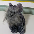 TOMFOOLERY MAX TERRIER DOG PLUSH TOY 15CM TALL! SCOTTIE DOG SOFT TOY!