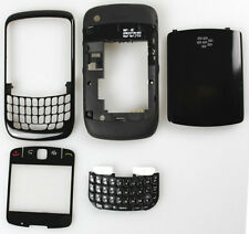 Replacement Full Body Housing For Blackberry Curve 9220 - BLACK HUBP000103