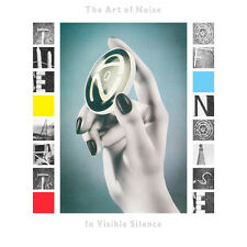 THE ART OF NOISE In Visible Silence CD 1986 HTF CHINA RECORDS 11 Tracks  *XLNT*