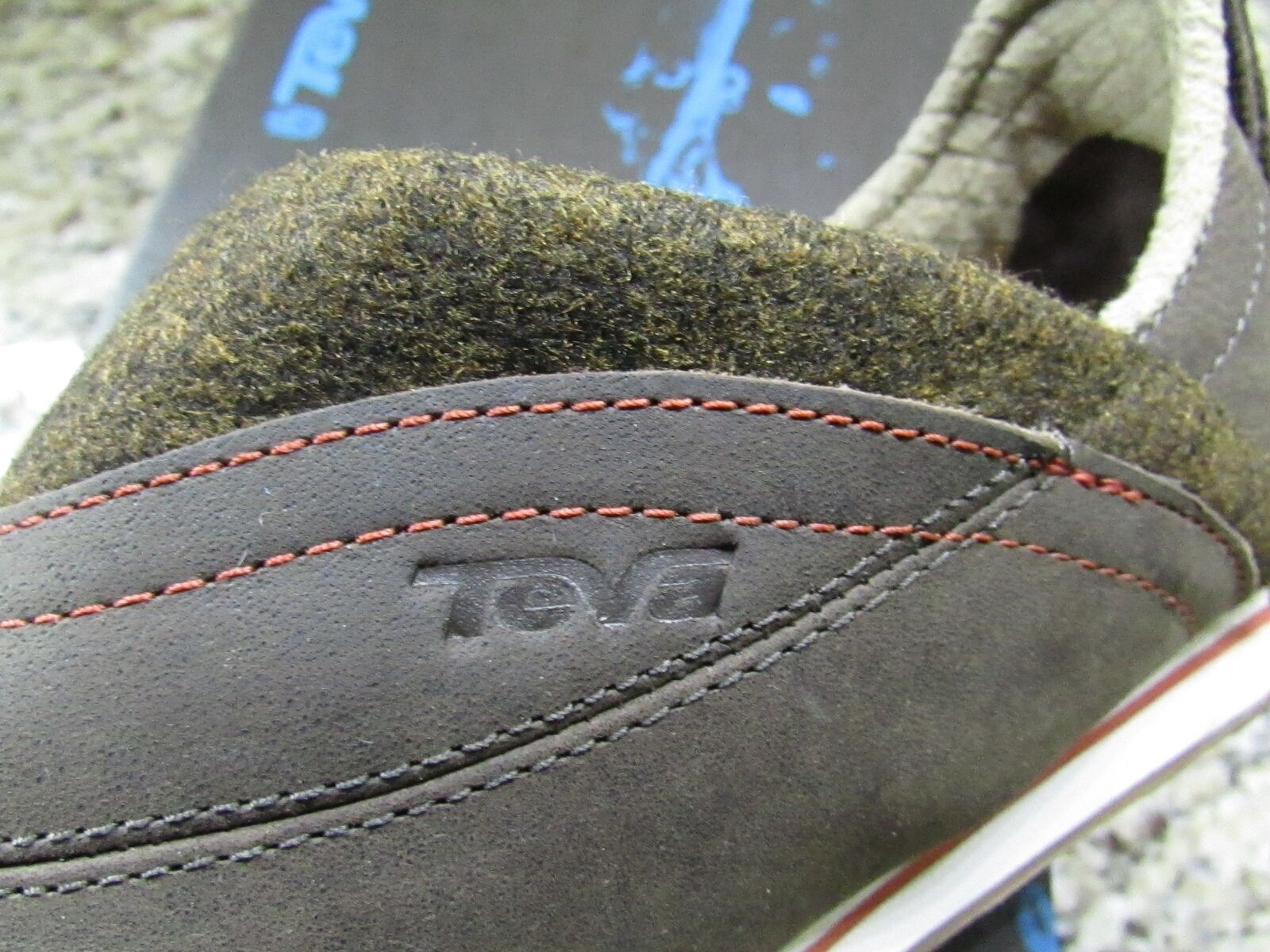 NEW TEVA HALEY LOAFER Schuhe Damenschuhe FREE 7.5 BROWN  FREE Damenschuhe SHIP b5af15