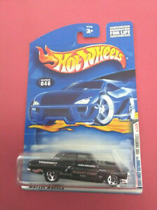 HOT-WHEELS-FIRST-EDITIONS-FORD-THUNDERBOLT-LONG-CARD-ANNEE-2001-R-5880