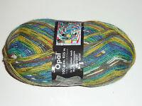 Opal Hundertwasser Silver Spiral Werk 897 Farbe 1433 Sockenwolle Wolle