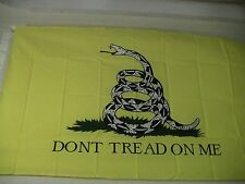 """""""DON'T TREAD ON ME"""" FLAG, 3'X5'  100% POLYESTER"""