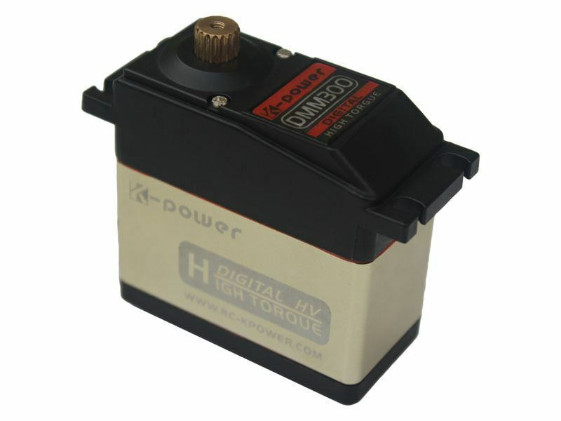 K-Power DMM300 Large Digital DC Servo. 35Kg   0.18s