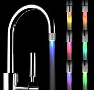 Miseku 7 Colors Change Led Light Faucet