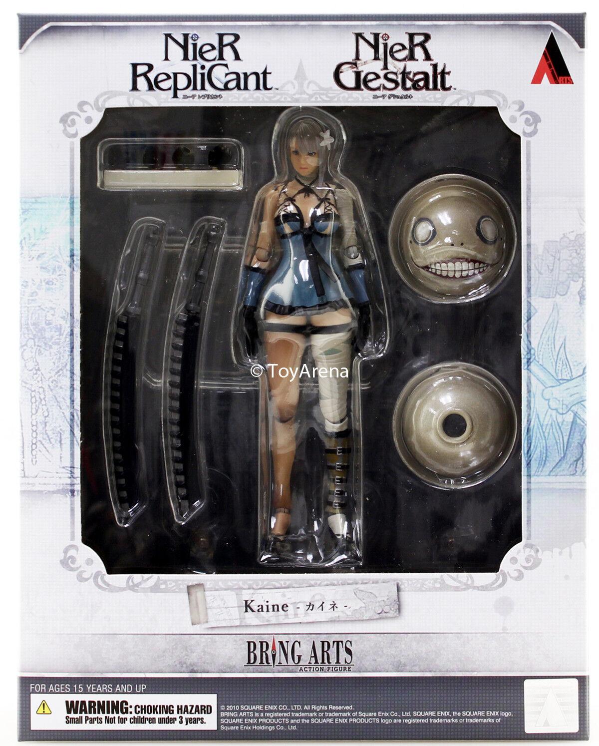 ahorra hasta un 70% Traer Artes Nier  replicante Gestalt Kaine Kaine Kaine Square Enix Figura vendedor EE. UU. en Stock  100% a estrenar con calidad original.