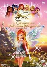 Winx Club - Das Geheimnis des Verlorenen Königreichs - DVD - *NEU*