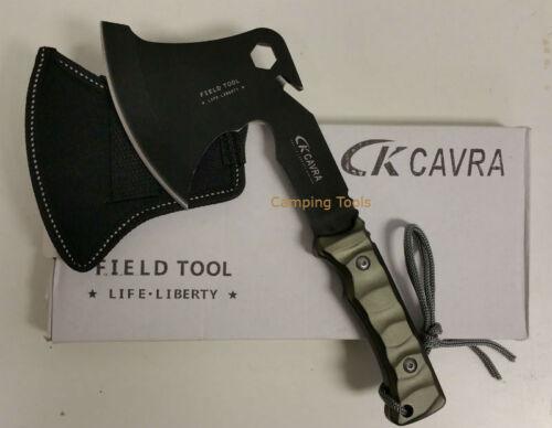 Feueranzünder Axt Hand tool-f08 Überleben Survival Taktische Jagen Camping Axt