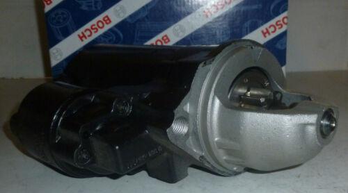 BMW orig 0001109057 1,8KW Bosch Anlasser 12V